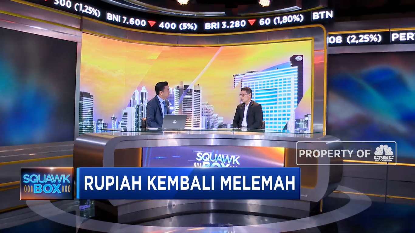 CNBC Indonesia TV - Live Streaming, Program, Jadwal, dan Video Terkini